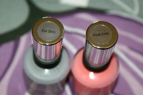 sally hansen first kiss - eel skin