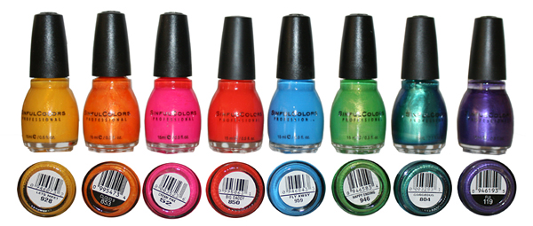 sinful colors collectie