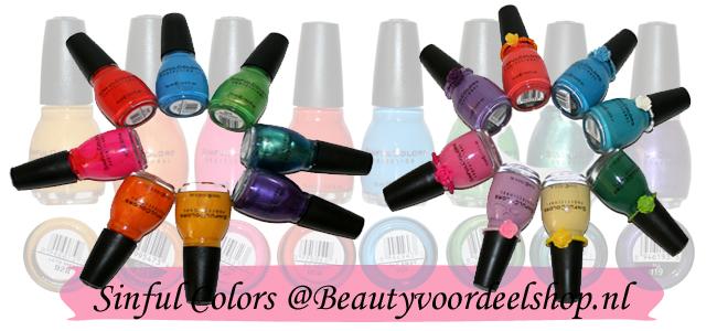 sinful colors nagellakken