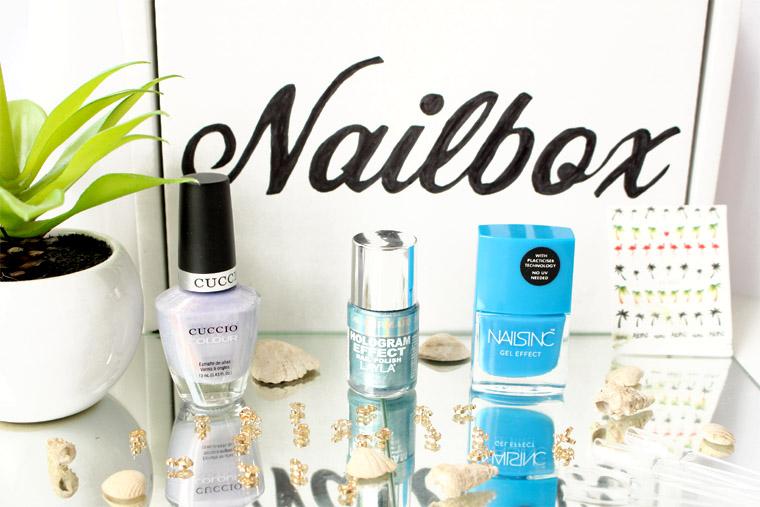 unboxing nailbox juli