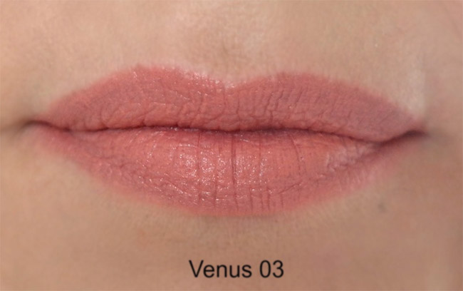 vivien kondor lipstick 03 venus