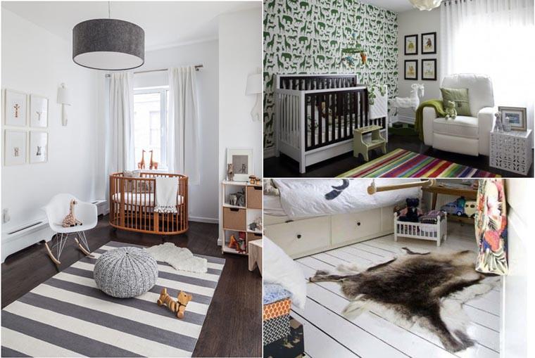 Kinderkamer Vloerkleden Kinderkamer : 3x vloerkleden voor in de ...