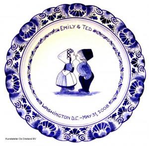 wandbord_30_blauw_huwelijk_1